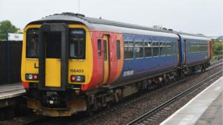 East Midlands Train service