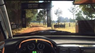 Technology Dirt Rally 2.0