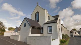 St Winin's Church in Kilwinning