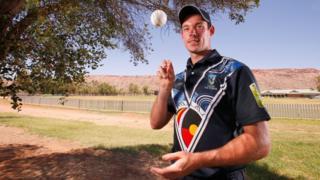 Australian cricketer Nick Boland