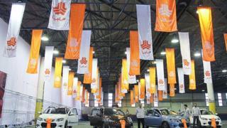 شرکت خودروسازی سایپا محصول جدید خود را رونمایی کرد
