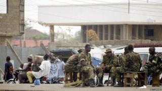 Suspected herdsmen attack in Nigeria