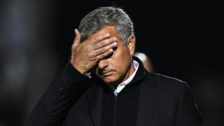 Mourinho ya ce 'yan wasan ba su da himma