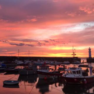 Newhaven Harbour