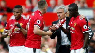 Manchester United Menajeri Jose Mourinho