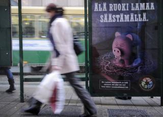 Реклама в Хельсинки