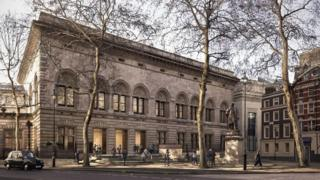 National Portrait Gallery redevelopment image