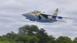 Nigerian Jet