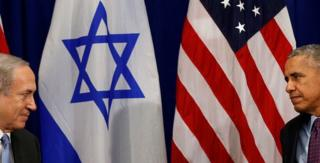 Netanyahu e Obama