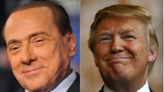Берлускони и Трамп
