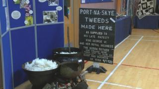 'Port-na-Skye Tweeds'