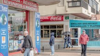 Shops in Fuengirola