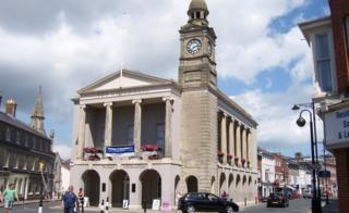 Newport Guildhall