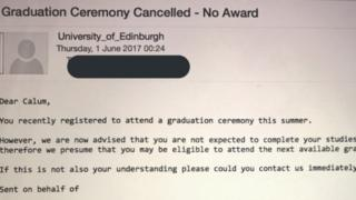 no degree email
