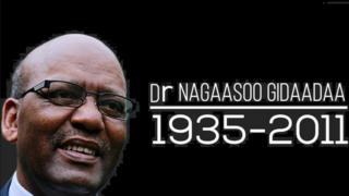 Dr Nagaasoo Gidaadaa