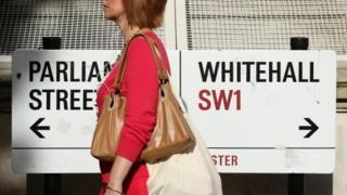 Women in Whitehall