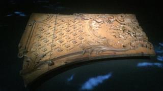 Titanic panel