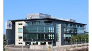 STV building