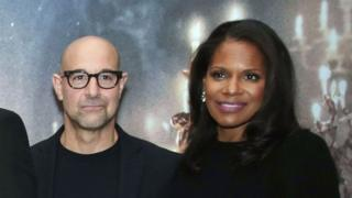 Stanley Tucci and Audra McDonald