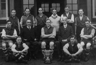Bank of England Association Football Club 1st XI, 1923-24