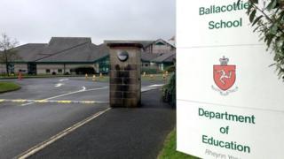 Ballacottier Primary School, Isle of Man