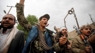 أنصار الحوثيين