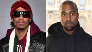 Nick Cannon and Kanye West get beef?