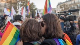 A survey released on International Day Against Homophobia, Biphobia and Transphobia revealed harassment of LGBT people at work