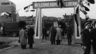 Alderney homecoming