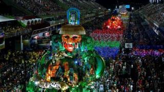 Desfile Mangueira