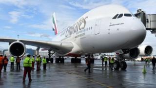 Dubai International Airport ni kimwe mu bibuga birebwa n'icyo cyemezo.