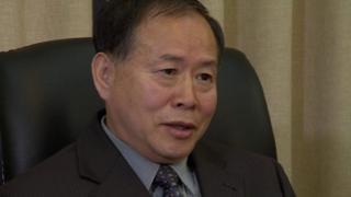 北朝鮮の韓成烈外務次官