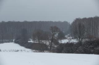 Лыжная трасса