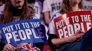 英国脱欧的国家大事都已经直接影响到民众和社区的选择。