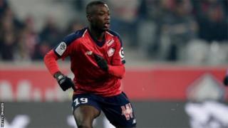 Nicolas Pépé a marqué 23 buts en 41 matchs joués pour Lille la saison dernière.