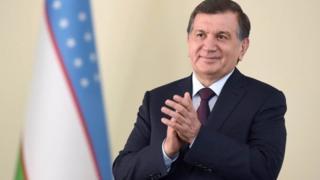 Шавкат Мирзеев Өзбекстанда 2016-жылы өткөн президенттик шайлоодо жеңип чыккан