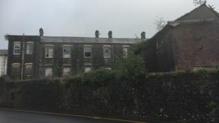 Carmarthen workhouse