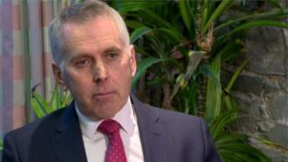 David Sterling: Civil service boss to retire next year