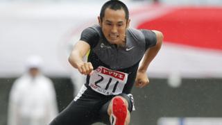 японський легкоатлет