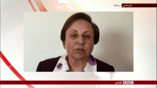 محدودیتهای تازه علیه کارکنان بیبیسی- مصاحبه با شیرین عبادی