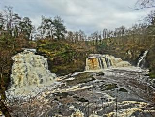 Falls of the Clyde,New Lanark