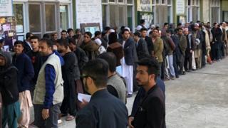 انتخابات، پارلمان افغانستان