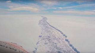 В Антарктике сейчас середина зимы