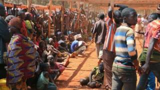Zimwe mu mpunzi z'Abarundi ziri muri Tanzania