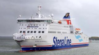 Stena Line Superfast X