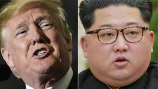 Trump iyo Kim