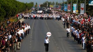 CHP Genel Başkanı Kemal Kılıçdaroğlu'nun 'Adalet Yürüyüşü'