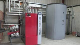 RHI boiler