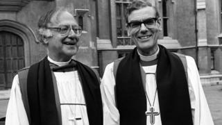 John Habgood and Robert Runcie