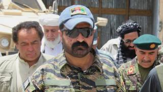 افغانستان عزیزالله کاروان